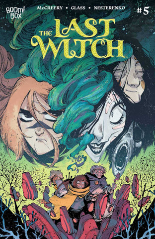 LAST WITCH #5 (OF 5) CVR B CORONA