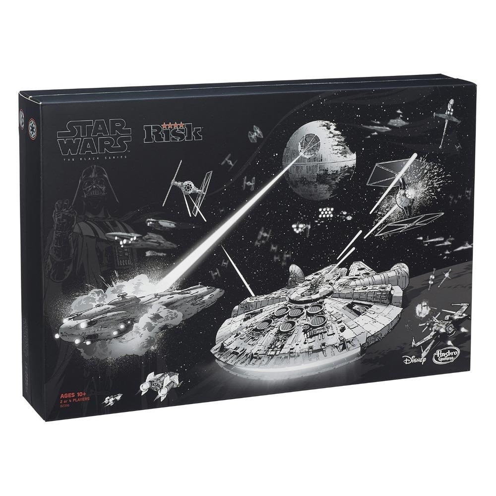 Star Wars Risk Black Edition