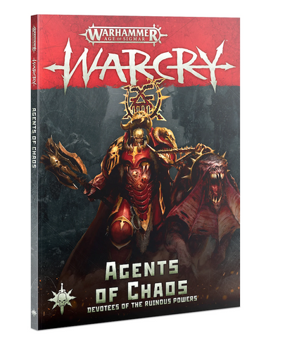 WARCRY AGENTS OF CHAOS RULES