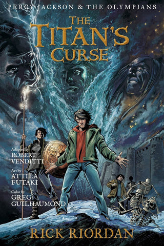 Percy Jackson And The Titan's Curse: Graphic Novel