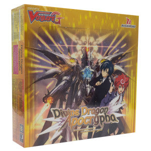 CFV Divine Dragon Apocrypha Booster Box (Cardfight Vanguard)