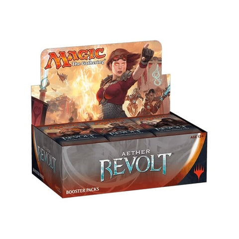 MTG: Aether Revolt Booster Box