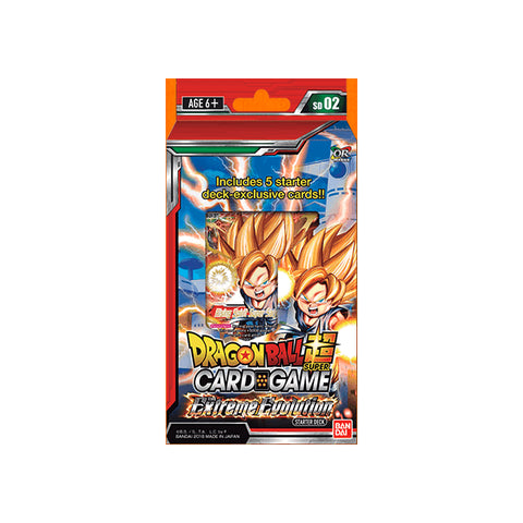 Dragonball Super Card Game: Extreme Evolution Starter Deck