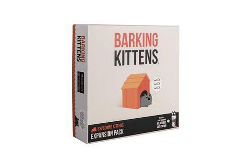 Barking Kittens - Exploding Kittens Expansion