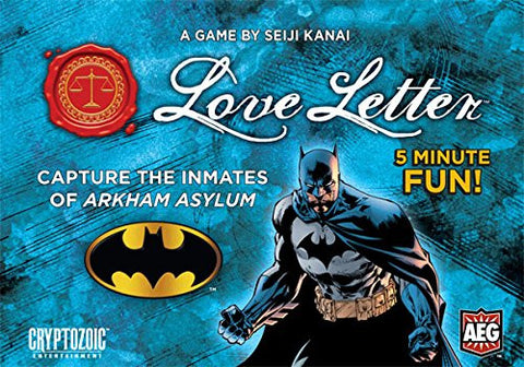 Batman Love Letter Boxed