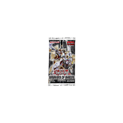 Yu-Gi-Oh! Breakers Of Shadow Booster Packet