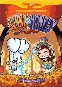 Bunny Vs Monkey - Book Two