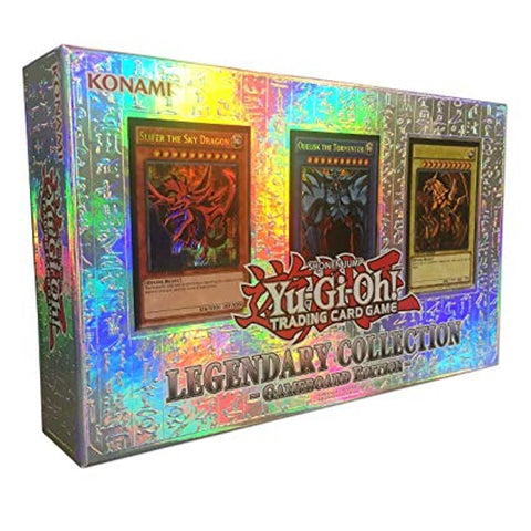 Yu-Gi-Oh! Legendary Collection 1 Reprint