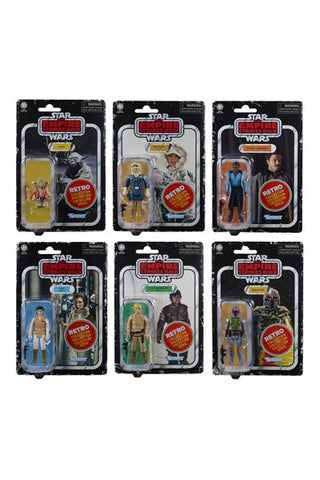 Star Wars Episode V Retro Collection Action Figures 10 cm Assortment 2020