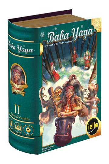 Baba Yaga Board Game