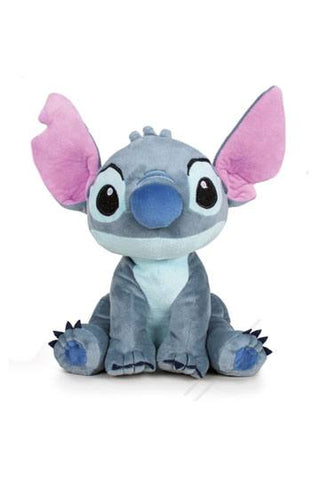 Lilo & Stitch Plush Figure with Sound Stitch 20 cm