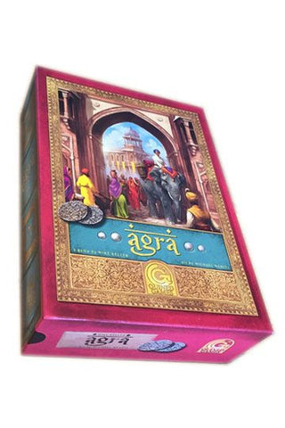 Agra Boardgame