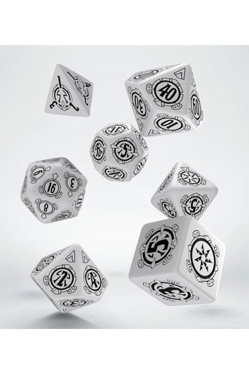 Pathfinder Dice Set Shattered Star (7)