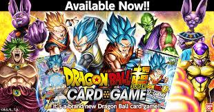 Dragonball Super Card Game: Union Force Booster B02