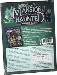 DOCTOR LUCKY'S MANSION THAT IS HAUNTED Expansion Board