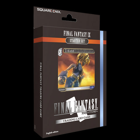FINAL FANTASY TRADING CARD GAME - FINAL FANTASY IX STARTER DECK