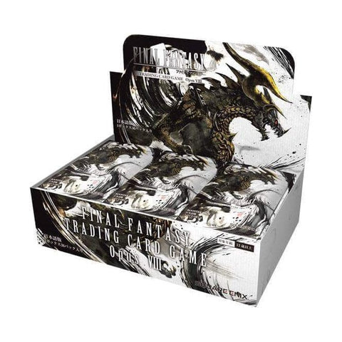 Final Fantasy TCG Opus VIII Booster Box