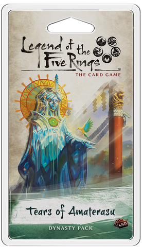 Tears of Amaterasu Expansion Pack - Legend of the Five Rings L5R LCG