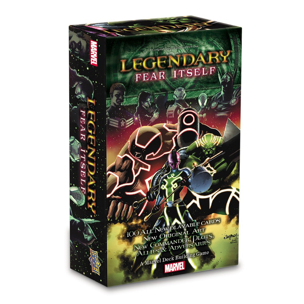 Legendary: Fear Itself Exp
