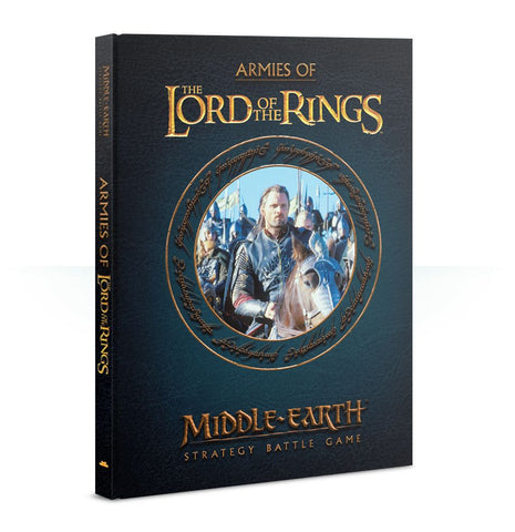Armies of The Lord of the Rings: strategy battle game book