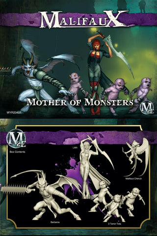Malifaux: Mother of Monsters