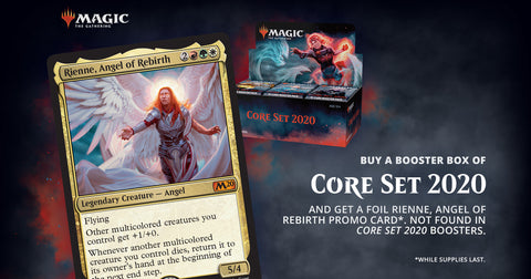 MTG: Core Set 2020 Buy-A-Box Preorder