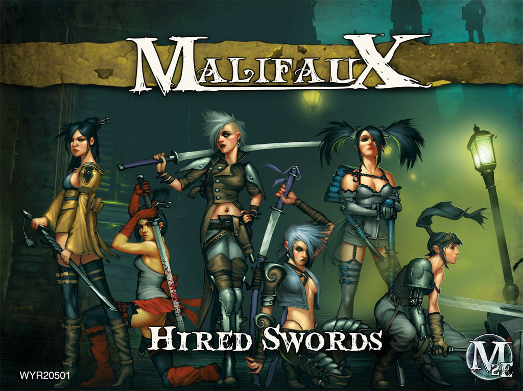 Malifaux: Hired Swords