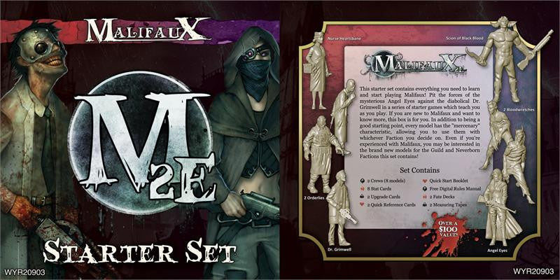Malifaux: Second Edition Starter Set