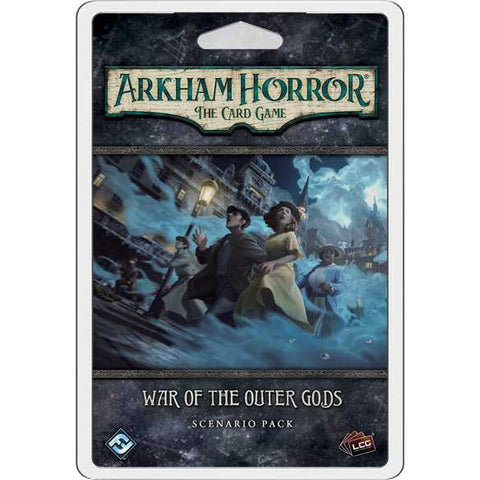 Arkham Horror LCG: War of the Worlds scenario Pack
