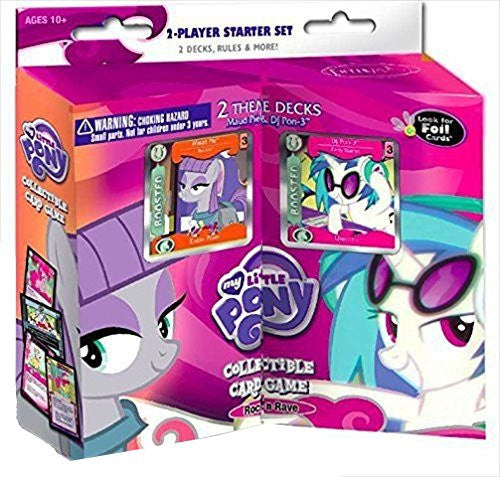 My Little Pony - Rock N Rave 2 Player Starter Kit