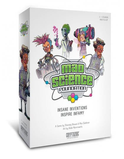 Mad Science Foundation