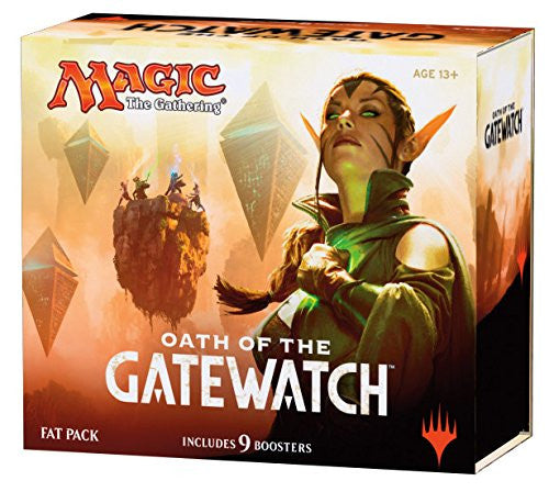 Magic The Gathering Oath Of The Gatewatch Fat Pack