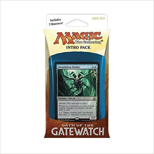 Magic The Gathering Oath Of The Gatewatch Intro Deck