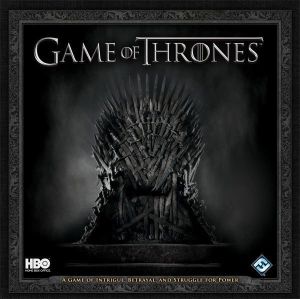 A Game of Thrones: The Card Game HBO Edition