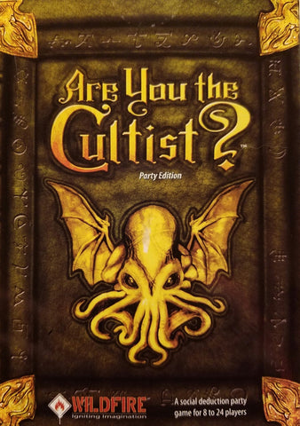 Are You the Cultist Party Edition