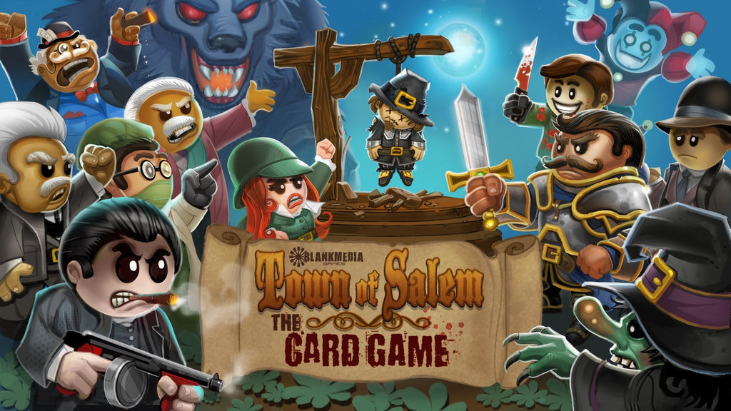 Town of Salem the Card Game