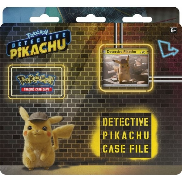 Detective Pikachu Case File Pokemon
