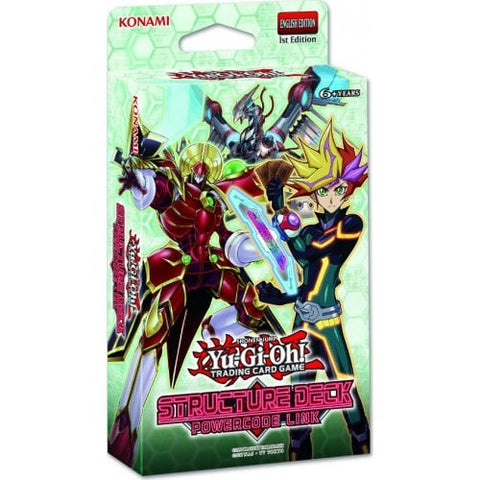 YGO: Powercode Link Structure Deck