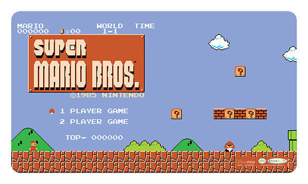 Super Mario: Level 1-1 Play Mat