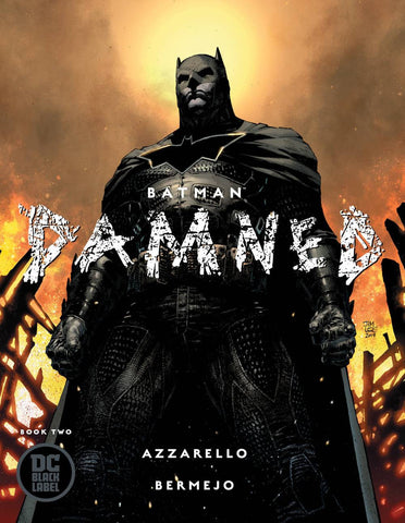BATMAN DAMNED #2 (OF 3)