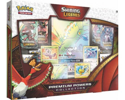 Shining Legends Premium Powers Collection