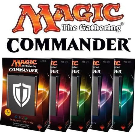 MTG: Commander 2016 Deck