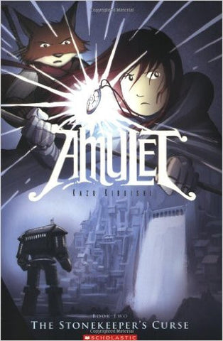 Amulet Book 2: The Stonekeeper's Curse