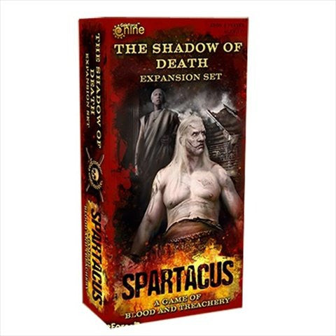 Spartacus The Shadow Of Death Expansion