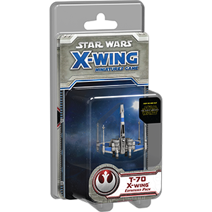 Star Wars X-Wing Miniatures: T-70 X-wing Expansion