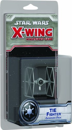 Star Wars X-Wing Miniatures: Tie Fighter Expansion
