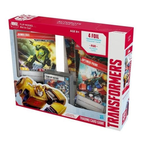 TRANSFORMERS TRADING CARD GAME - AUTOBOT STARTER SET