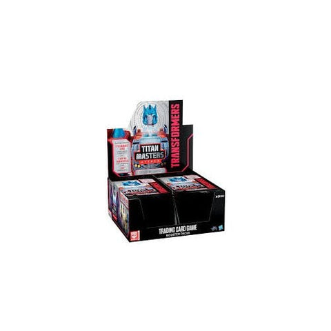 Transformers TCG - TITAN MASTERS ATTACK BOOSTER BOX