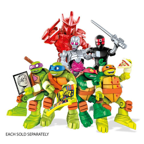 Mega Bloks TMNT Series 1 Blind Bag