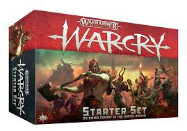Warcry Pre-Order